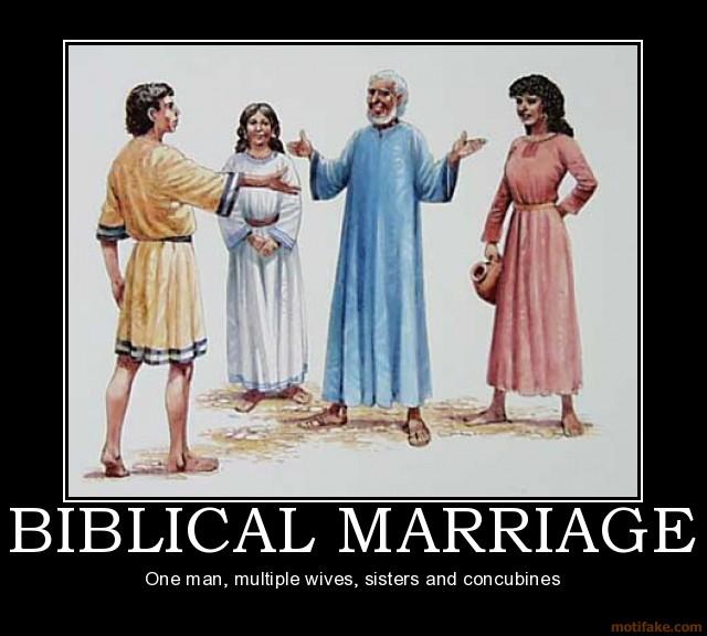 bible interpretation of gay marriage